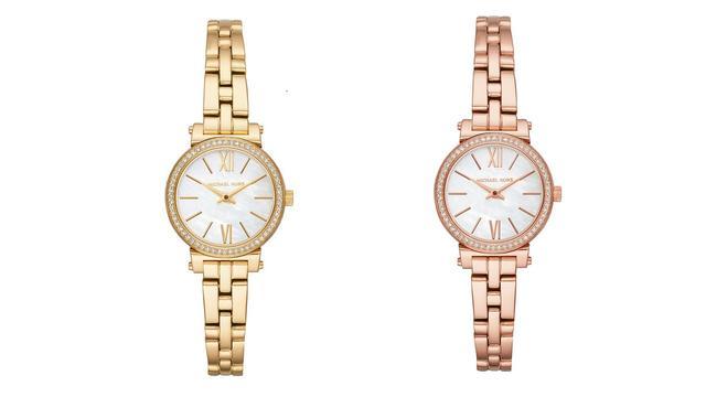 Michael Kors horloge van 249 euro voor 139 euro