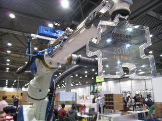 Nederlandse robotarm sneller dan robots van Duitsland en MIT