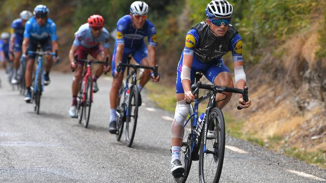 Jumbo Visma Keeps The Group Of Five In Sight In The Vuelta