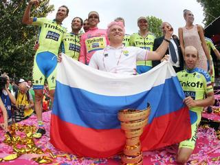 Teameigenaar Tinkov verheugt zich nu al op Tour de France