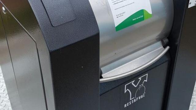 Geen extra afvalpas voor huishoudens in Alphen