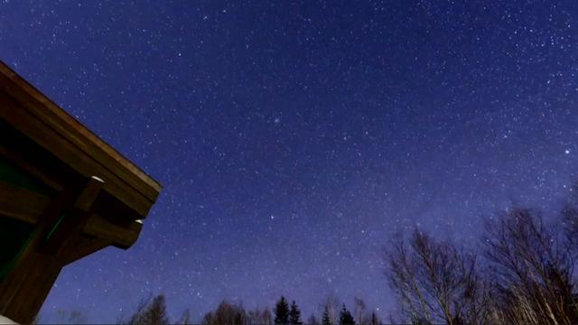 Jaarlijkse meteorenzwerm goed te zien door heldere nacht in China