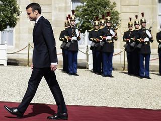 Maandag maakt Macron bekend wie premier van kabinet wordt