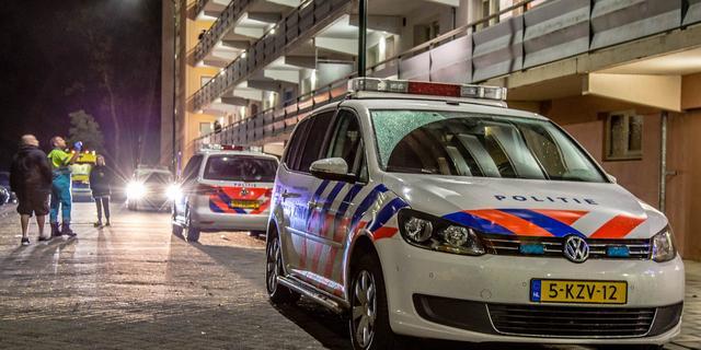 Man (21) aangehouden bij Neherkade wegens mishandeling vrouw