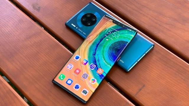 'Google-apps toch niet via omweg beschikbaar op Huawei Mate 30 Pro'