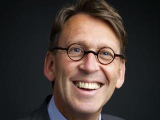 Professor dr. Philip Scheltens een spin in het web van onderzoek naar alzheimer en de behandeling van patiënten.