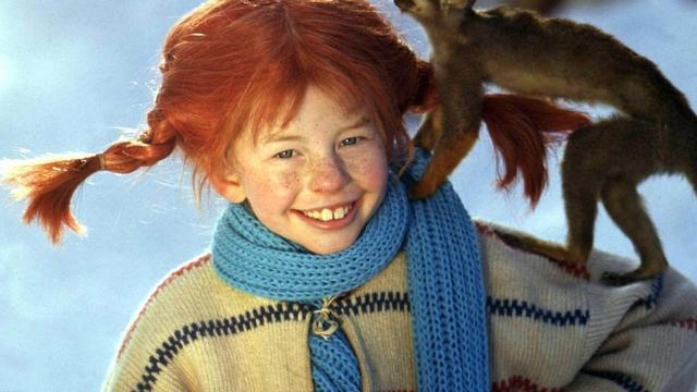 Kinderboekenreeks Pippi Langkous wordt opnieuw verfilmd