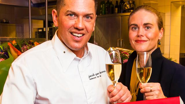 Sterrenchef Jacob Jan Boerma opent restaurant in hotel Krasnapolsky