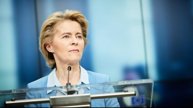 Von der Leyen: Sneller EU-sancties opleggen bij mensenrechtenschendingen