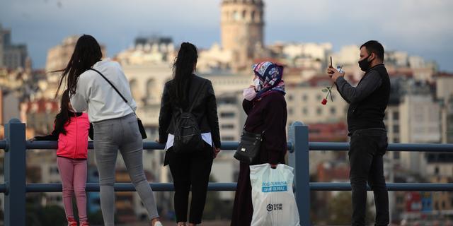 Turkije versoepelt vanaf maandag coronamaatregelen