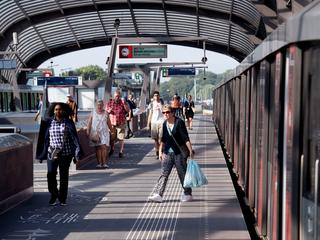 'Metro past optimaal in de stad'