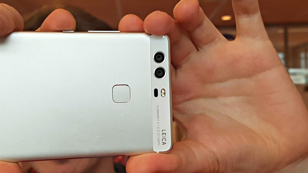 Review: De bijzondere dubbele camera van de Huawei P9