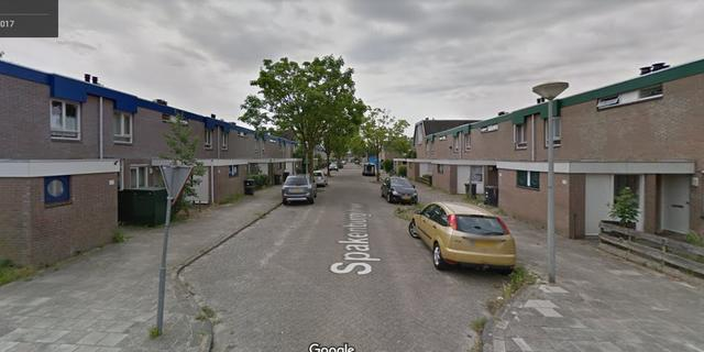 Grote brand gewoed bij woning in Reigersbos