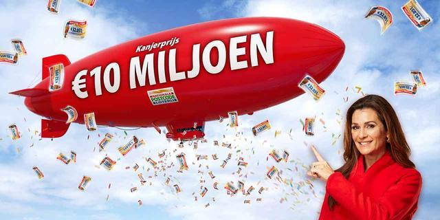 Laatste kans op 10 miljoen euro bij de Postcode Loterij