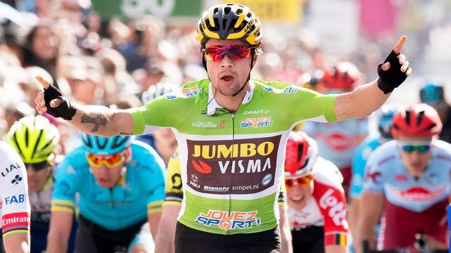 Roglic wint in Ronde van Romandië en grijpt leiding in klassement