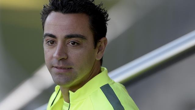 'Xavi kondigt donderdag afscheid aan bij FC Barcelona'