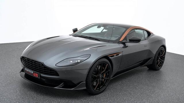 V12-kracht voor Aston Martin D11 met V8-motor