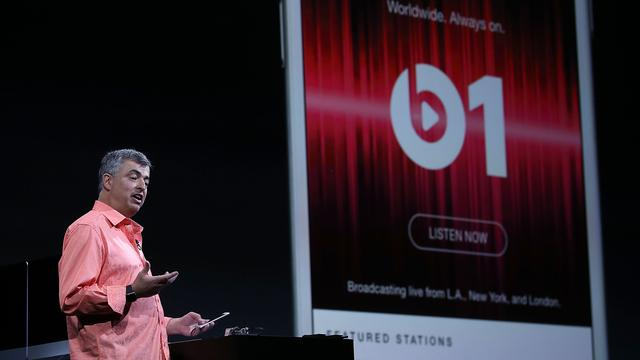 'Apple start meer radiostations naast Beats 1'