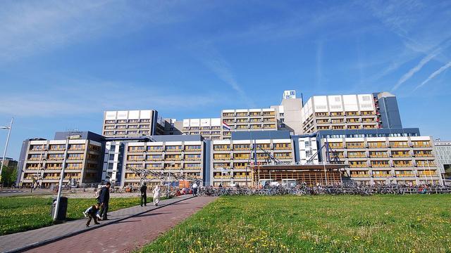LUMC ontvangt toponderzoeker Van Dongen