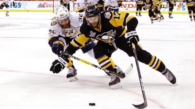 Penguins nog één zege verwijderd van winst Stanley Cup