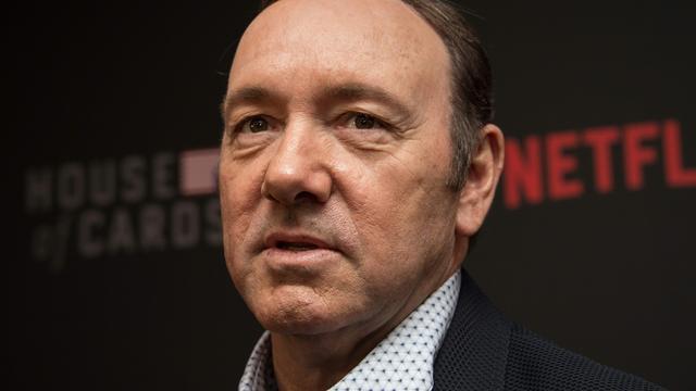 Kevin Spacey opnieuw aangeklaagd wegens seksueel misbruik