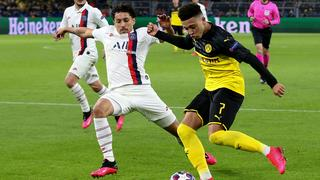 Samenvatting Borussia Dortmund-Paris Saint-Germain (2-1)