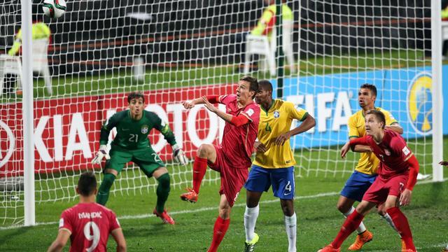 Servië te sterk voor Brazilië in finale WK onder 20