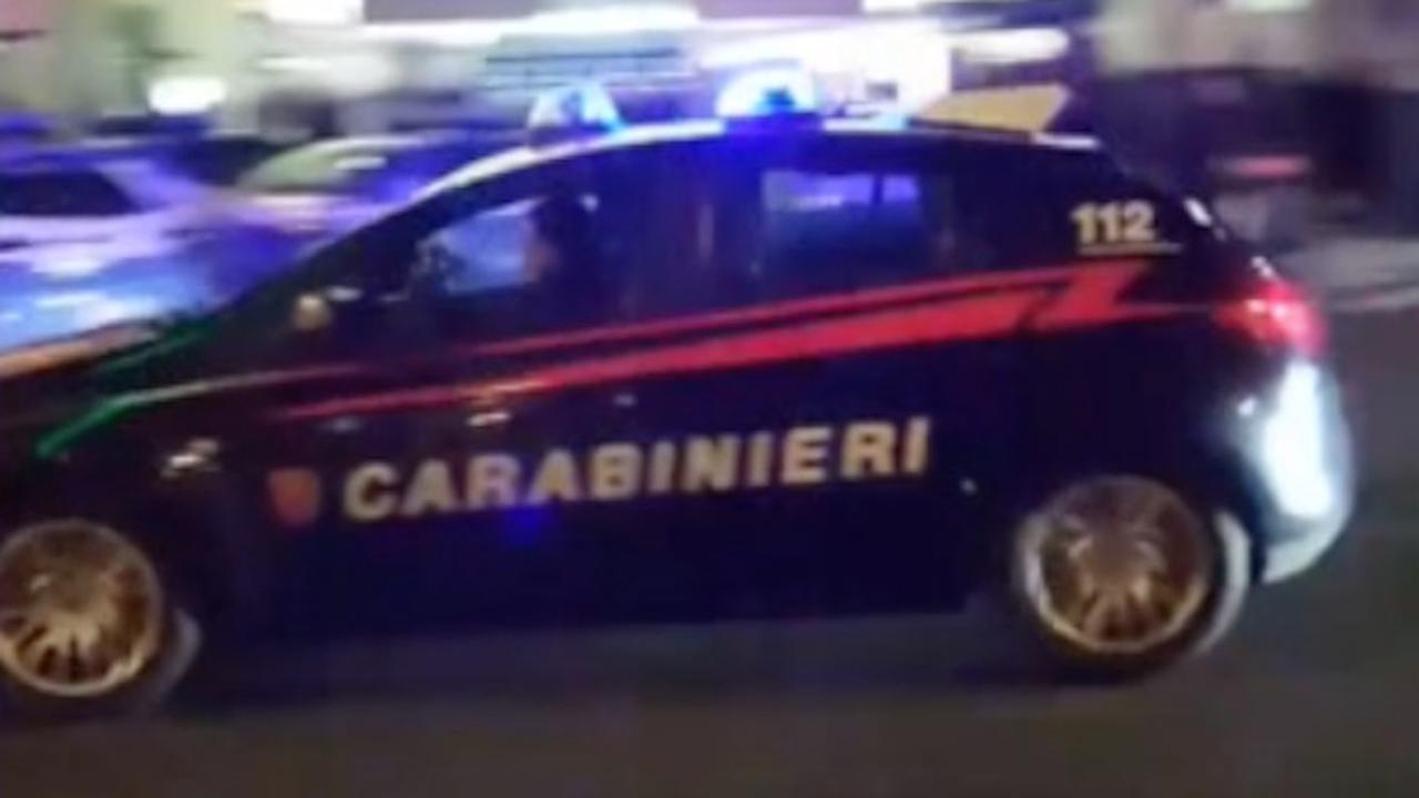 Veel politie op weg naar centraal station in Rome