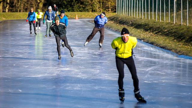 Waar in Nederland kun je schaatsen?