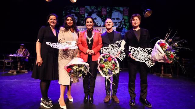 Winnaars Amsterdamprijs voor de Kunst 2019 bekendgemaakt