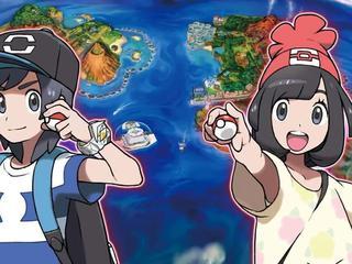 Pokémon Sun en Moon combineren oud met nieuw