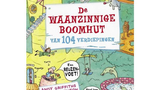 Boeken Andy Griffiths, Terry Denton en Jeff Kinney winnen Kinderjury-prijs