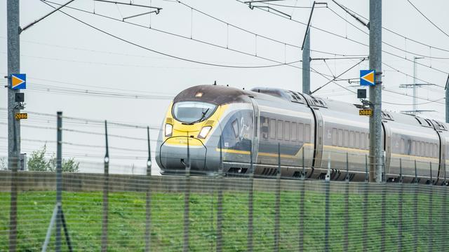 Tijdelijk geen treinen tussen Rotterdam en Breda door harde wind