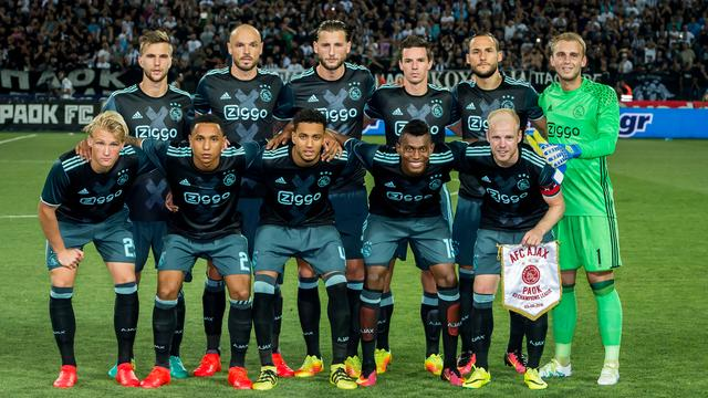 Ajax stuit op FK Rostov in play-offs Champions League