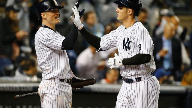 Yankees plaatsen zich na twee jaar weer voor play-offs
