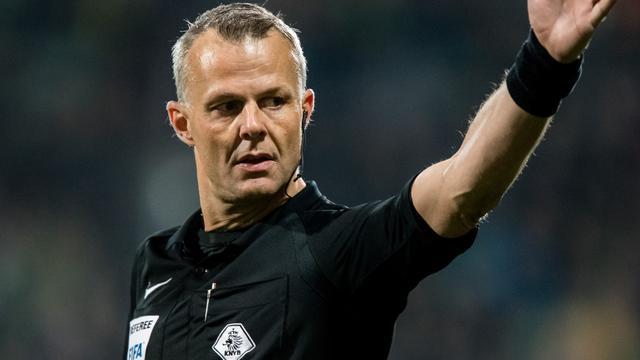 Kuipers: 'Penalty bij Utrecht-NAC had ik niet moeten geven'