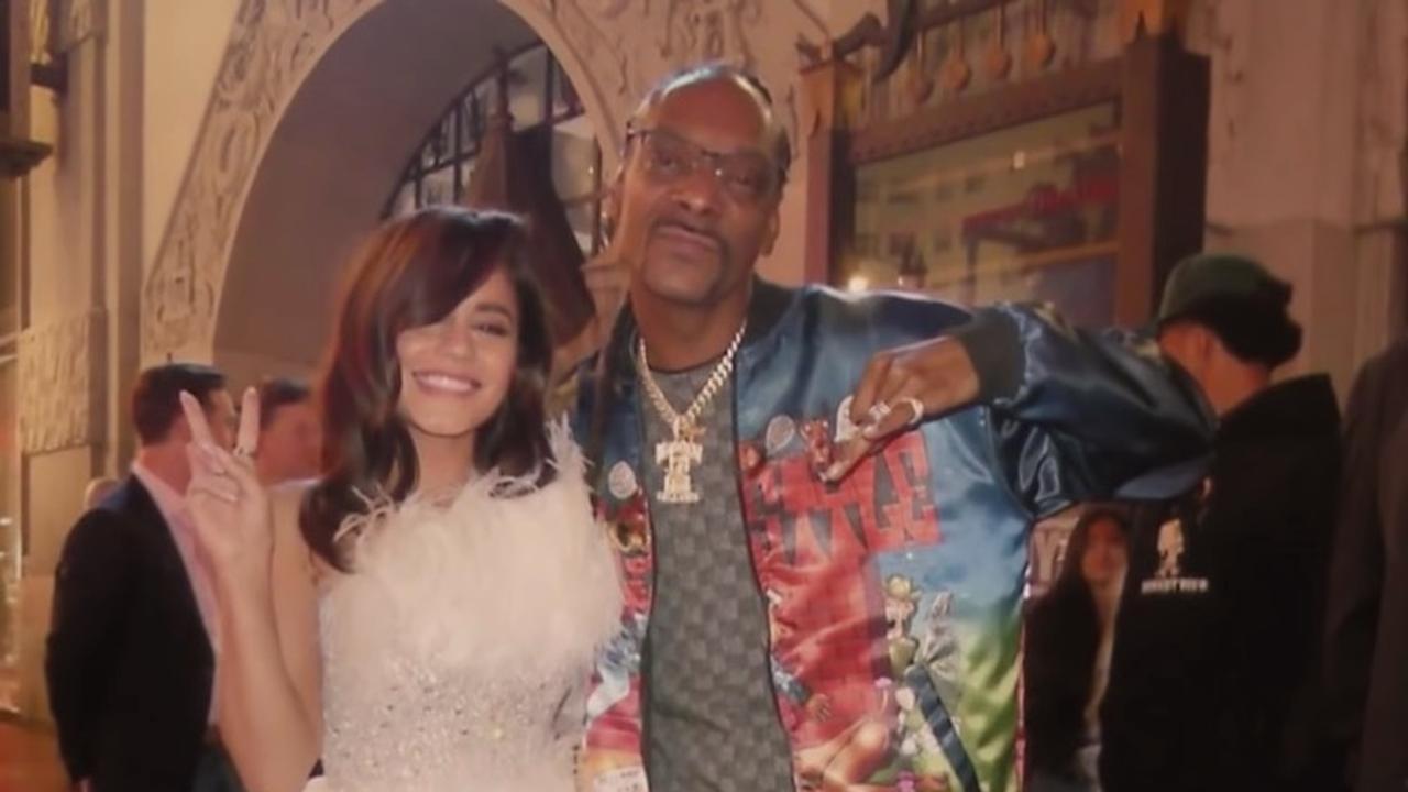 Vanessa Hudgens onthult bijnaam die Snoop Dogg haar gaf