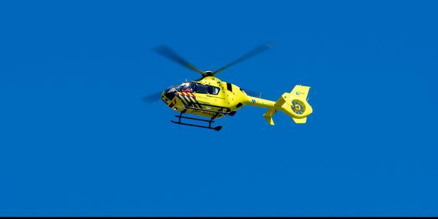 Man (18) overleden bij ongeval Rucphen, man (19) zwaargewond