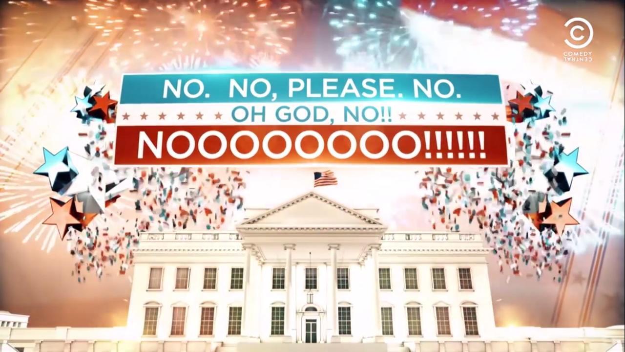 Amerikaanse talkshowpresentatoren reageren op zege Trump