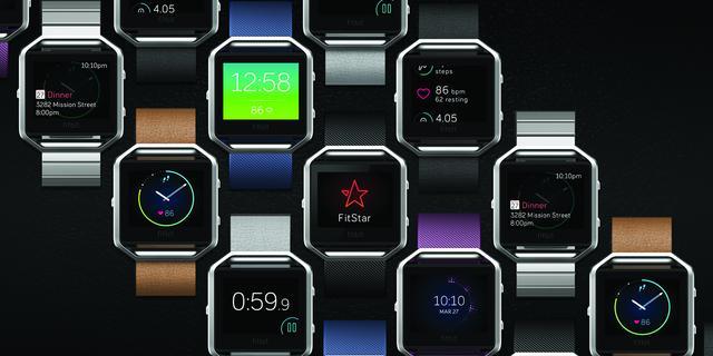 Eerste smartwatch van Fitbit krijgt eigen app-platform