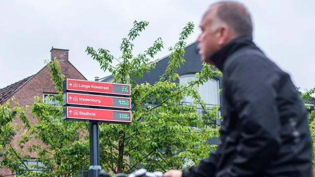 Milieuvriendelijk je fiets parkeren in de binnenstad