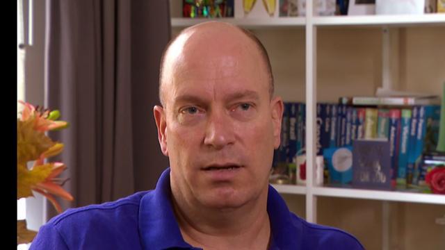 Schipbreukeling Wilbert schreef boek over zijn ervaringen