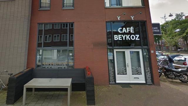 Man gegijzeld en mishandeld in café Amsterdam