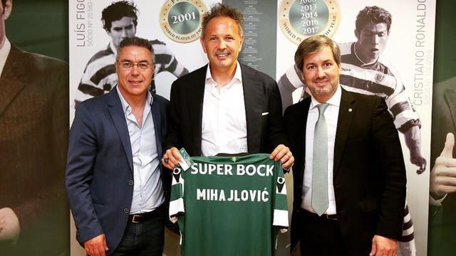 Dost ziet Sporting in roerige periode voor coach Mihajlovic kiezen
