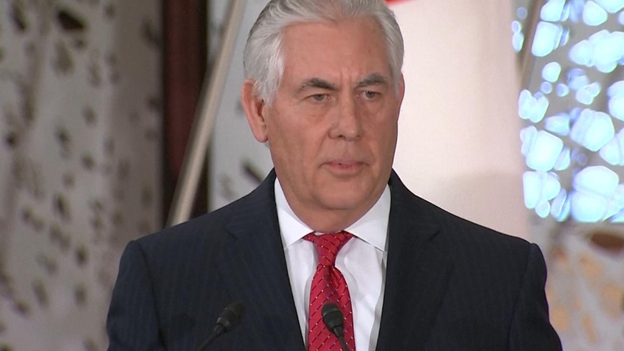 Tillerson roept op tot andere benadering Noord-Korea