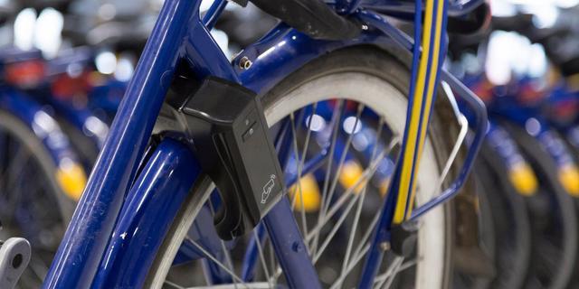 NS test gebruik van ov-chipkaart om ov-fiets te ontgrendelen