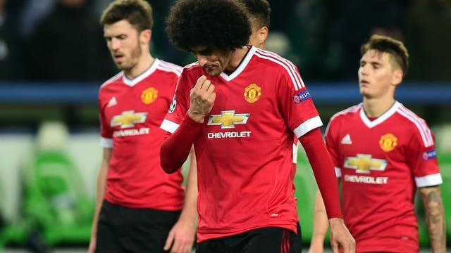 Fellaini vertrouwt nog op titel en Van Gaal bij United