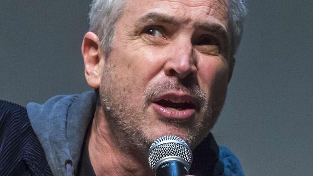 Twee gewonden na geweld op filmset Alfonso Cuarón in Mexico