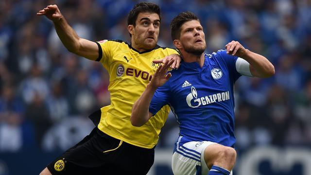 Huntelaar gematigd tevreden na gelijkspel Schalke in derby