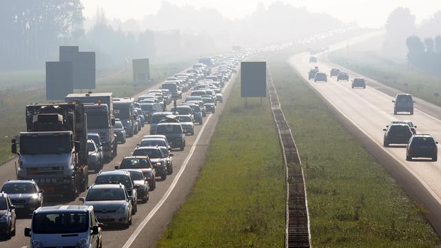 ANWB verwacht veel files op Europese wegen door begin zomervakantie